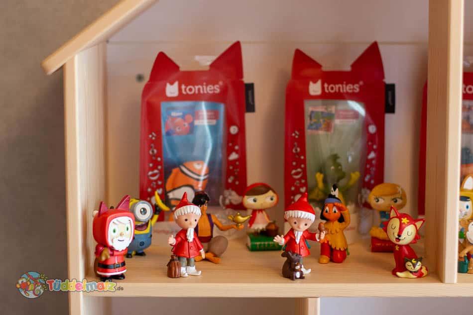 Tonies - Die Figuren zur Toniebox im Haus