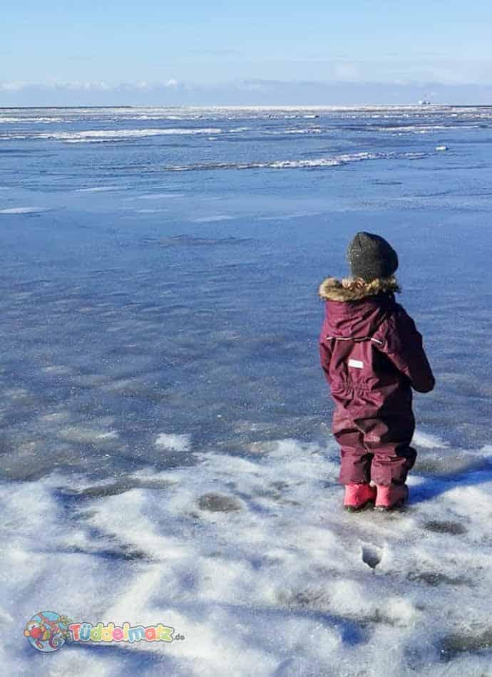 Reima Schneeanzug im Test an der Nordsee