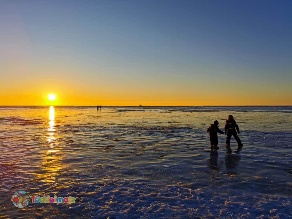 Mutter-Kind-Kur an der Nordsee während Corono - Titelbild